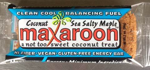 MaXaroon™ - Sea Salty Maple - Six Pack