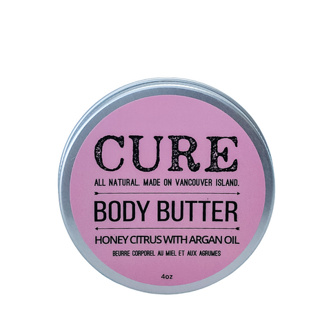 Honey Citrus Body Butter (4oz)