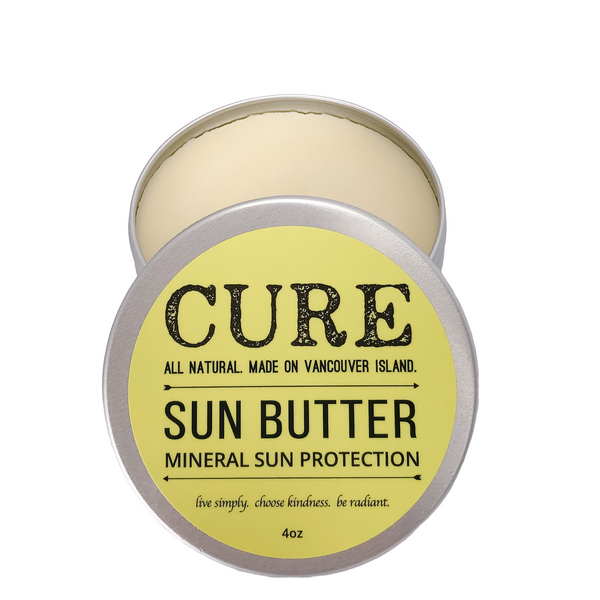 Sun Butter Mineral Sun Protection (4oz)