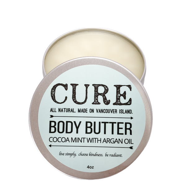 Cocoa Mint Body Butter (4oz)