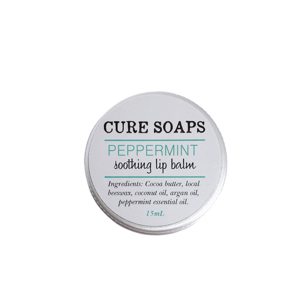 Soothing Lip Balm- Peppermint (15mL)