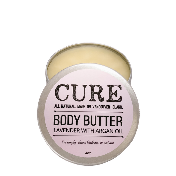 Sweet Lavender Body Butter (4oz)
