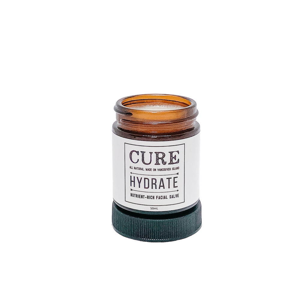 Hydrate Nutrient-Rich Facial Salve (50mL)