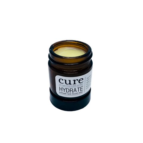 Hydrate Nutrient-Rich Facial Salve (25mL)