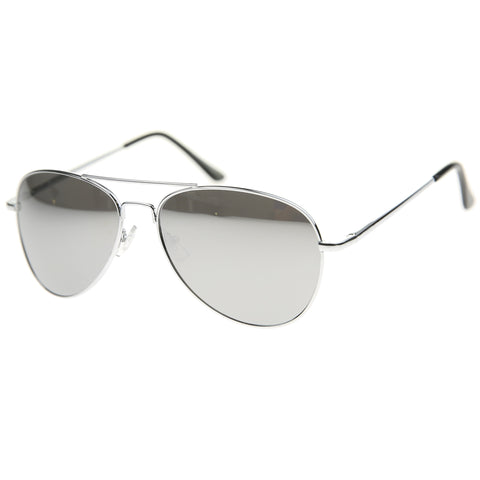 30011S - Aviator Metal Sunglasses