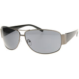 LA6154A - Aviator Metal Sunglasses