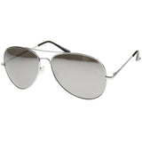 30012 - Aviator Metal Sunglasses