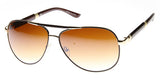 8683 - Metal Aviator Sunglasses