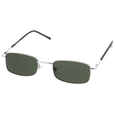 8013 - Mens Metal Sunglasses