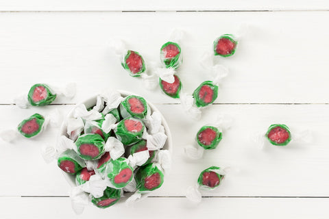 Watermelon Taffy