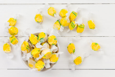 Pineapple Taffy
