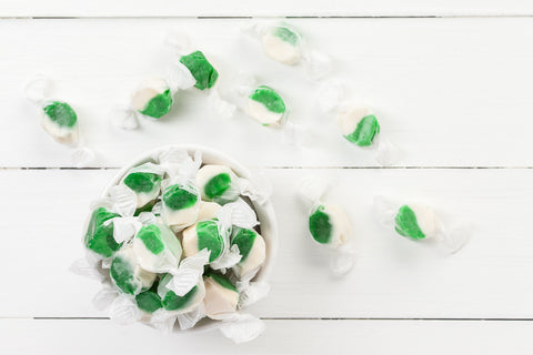 Spearmint Taffy