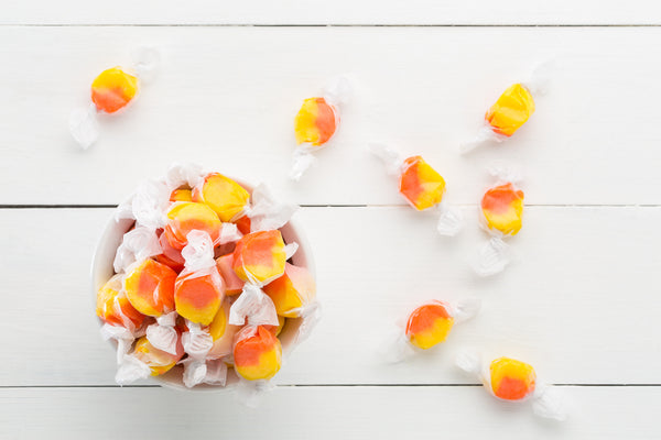 Orange Pineapple Taffy