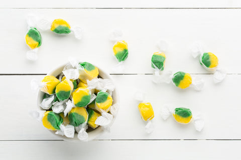 Lemon Lime Taffy