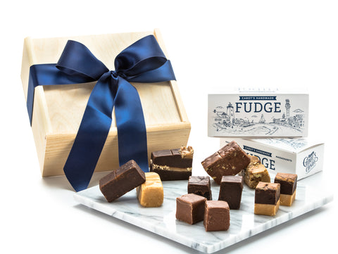 Fudge Sampler Gift Box