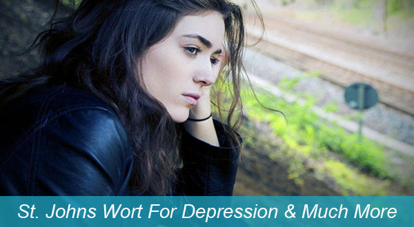 St. John's Wort Benefits For Depression