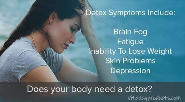 5 Detox Symptoms You Should Not Ignore