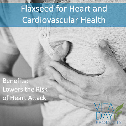 Flaxseed for Cardiovascular Health