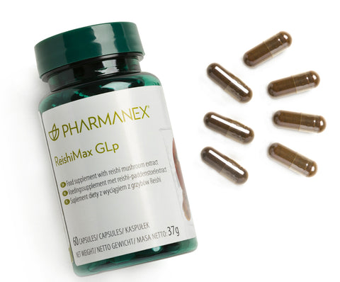 Reishi Supplement