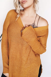 YOUR FAVORITE KNIT SWEATER