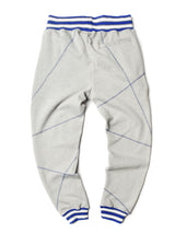 "AACA Original '92 ""Frankenstein"" Stitched Sweatpants MDH Grey/Blue"