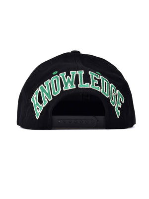 "FTP ""Knowledge"" Blockhead Black/Kelly Green"