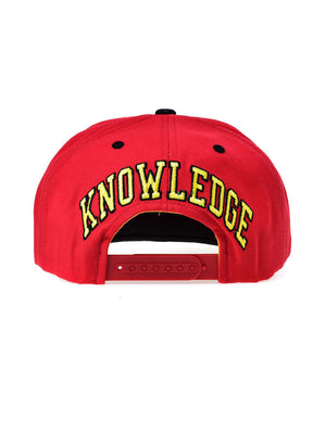 AACA Knowledge Blockhead Red/Black