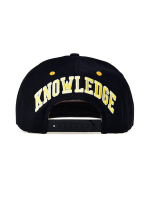 AACA Knowledge Blockhead Black/Gold