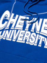 "Cheyney U. Fresh '93  ""Frankenstein"" Sweatsuit - Royal/White"