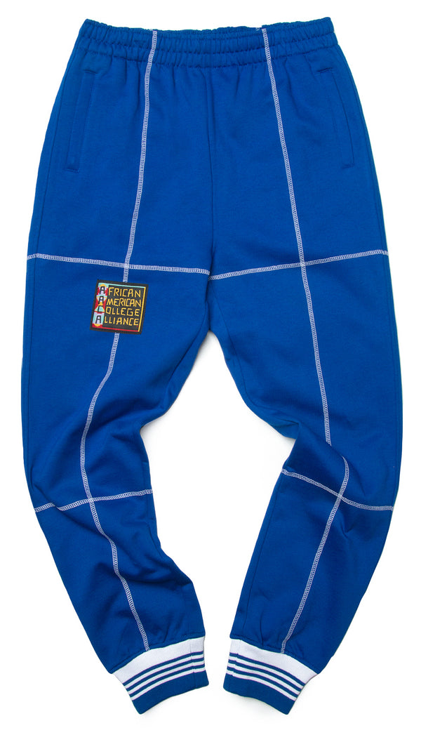 "AACA Royal/White  Fresh '93  ""Frankenstein"" Jogger"