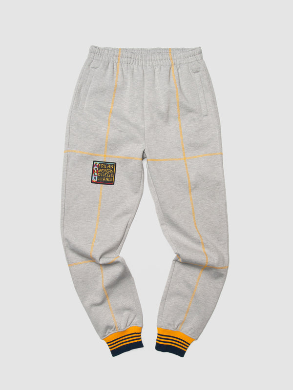 "AACA MDH Grey/Gold  Fresh '93  ""Frankenstein"" Jogger"