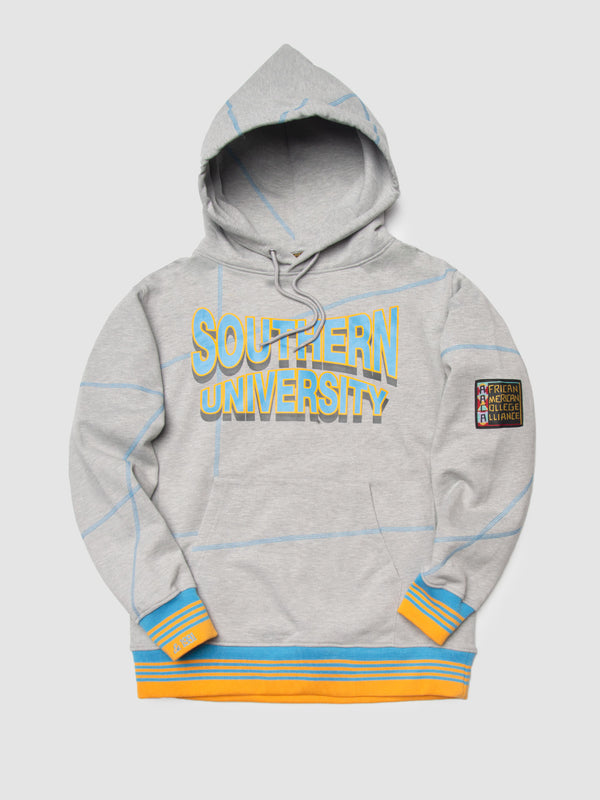 "Southern University '93  ""Frankenstein"" Sweatsuit - MDH Grey/Carolina"