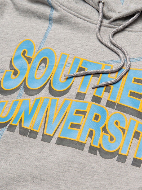 "Southern University '93  ""Frankenstein"" Hoodie MDH Grey/Carolina"