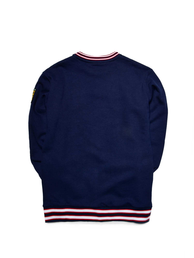 Howard University Classic '91  Crewneck Navy