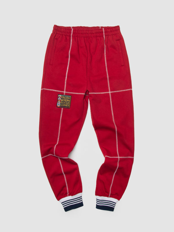 "AACA Fresh '93 ""Frankenstein"" Jogger Red/White"