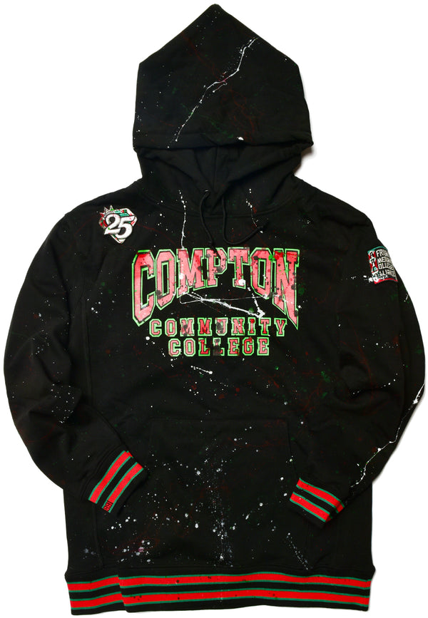 We Are Art Compton Classic '91 Hoodie Black (2X ONLY)