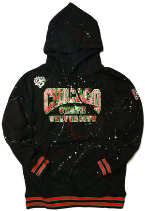 We Are Art Chicago State Classic '91 Hoodie Black (2X ONLY)