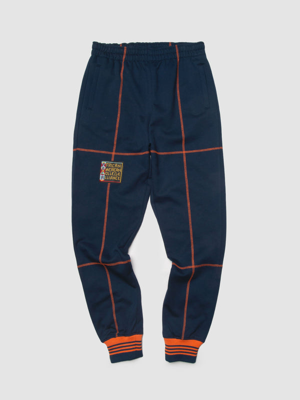 "AACA Fresh '93 ""Frankenstein"" Jogger Navy/Orange"