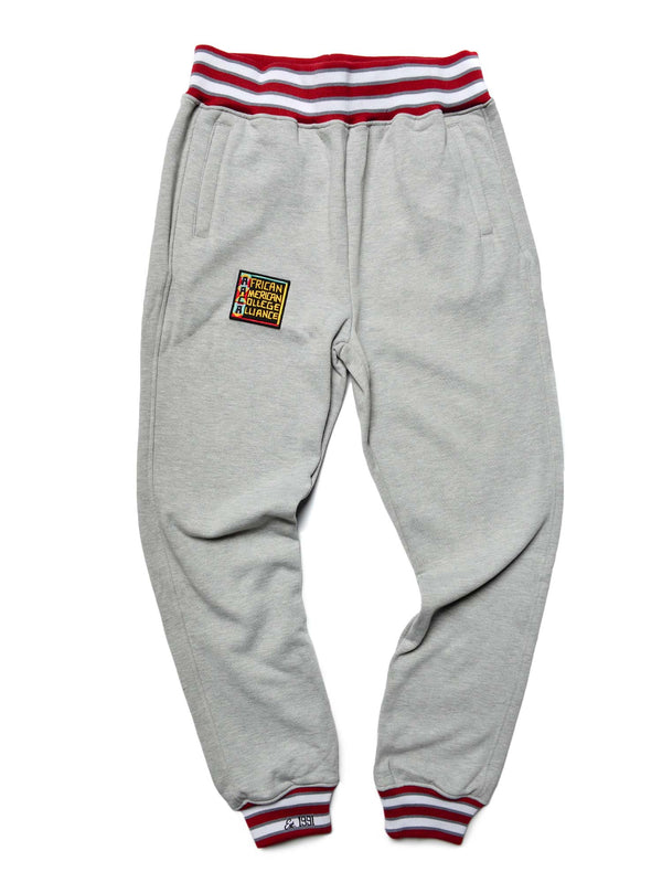 AACA Original '91 Sweatpants MDH Grey/Burgundy