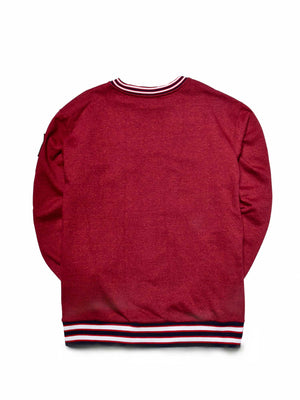 Howard University Classic '91  Crewneck Red Heather