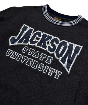 Jackson State University Classic '91 Crewneck Charcoal Grey