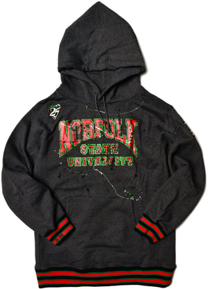 We Are Art Norfolk State Classic '91 Hoodie Charcoal Grey (2X ONLY)