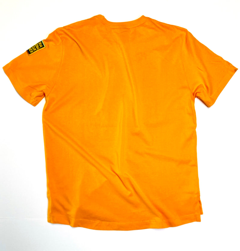 Miskeen Originals' AACA Classic Collabo T-Shirt Old Gold