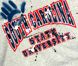 Miskeen Originals' South Carolina State Collabo T-Shirt MDH Grey/Navy/Red