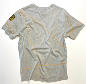Miskeen Originals' AACA Classic Collabo T-Shirt MDH Grey/Gold