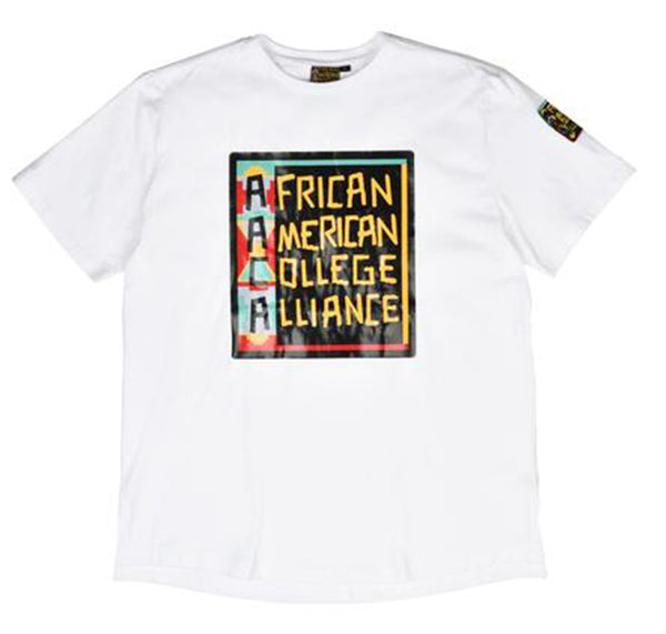 Limited Edition AACA Classic Crewneck T-Shirt White