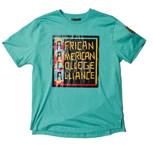 Limited Edition Teal AACA Classic Crewneck T-Shirt