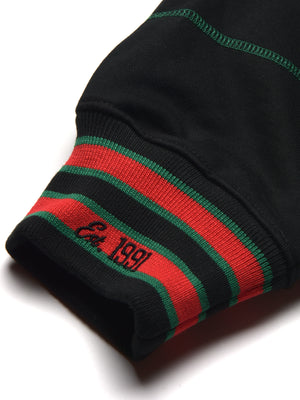 "FTP Original '92 ""Frankenstein"" Stitched Sweatpants Black / Kelly Green"