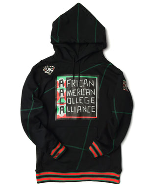 "FTP AACA Original '92 ""Frankenstein"" Stitched Hoodie Sweat Suit Black/Kelly Green"