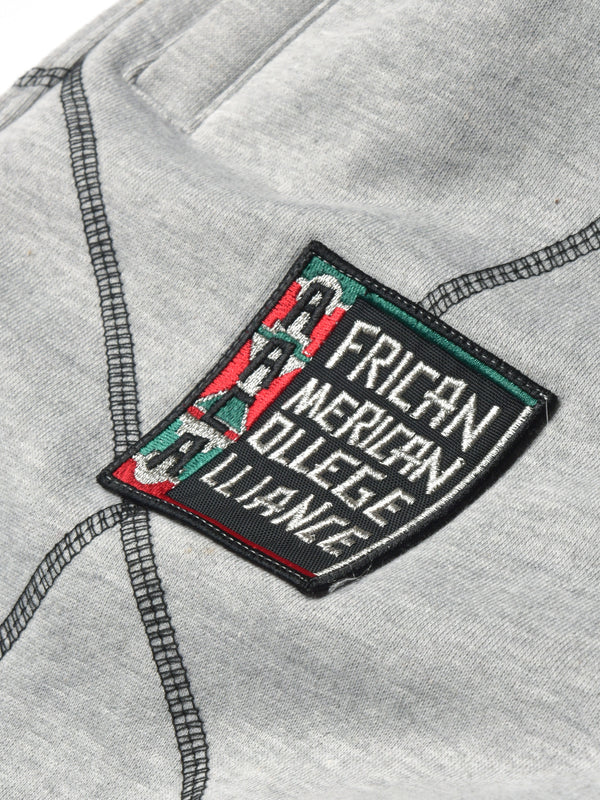 "FTP Original '92 ""Frankenstein"" Stitched Sweatpants MDH. Grey / Black"